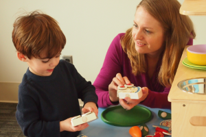 JASPER early autism intervention research project